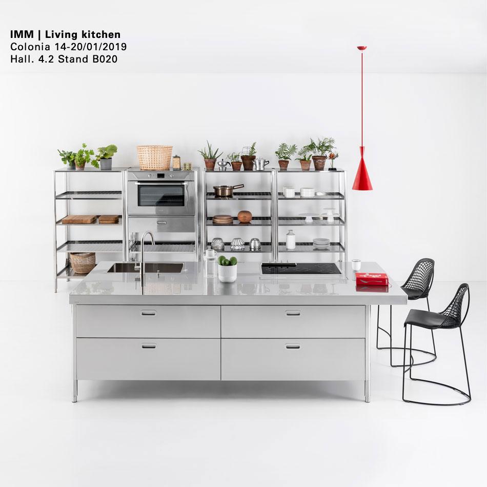 IMM Living Kitchen Köln 2019